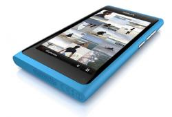 NOKIA N9 BLUE 16GB UNLOCKED QUAD BAND GSM CAMERA SMARTPHONE