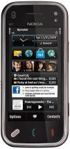Nokia N97 mini Black Quadband 3G HSDPA GPS Unlocked Phone (SIM Free)