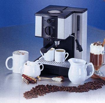 Oster 3295 Espresso Maker with pump for 220 Volts 220 Volts Appliances, 110-220 Volt E