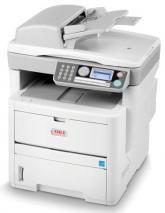 Okidata OKMFP480 Multifunction Print, Copy, Color Scan