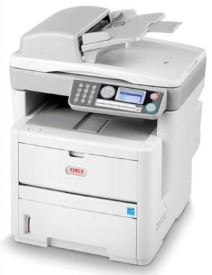 Okidata OKMFP480 Multifunction Print, Copy, Color Scan