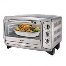 Oster 6056 Six Slice Extra Capacity Convection Toaster Oven For 220 Volts Only
