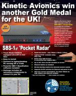 SBS-2 1090 MHz Mode-A/C/S and ADS-B receiver that