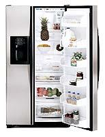 GE PSG27SHSCSS SIDE BY SIDE REFRIGERATOR FOR 220 VOLTS ONLY