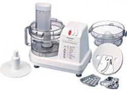 Panasonic MK5086 Food Processor With Juicer Attachment for 220V