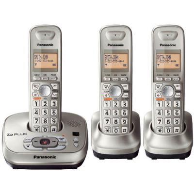 PANASONIC KXTG4023N Cordless Phone for 110-240 Volts