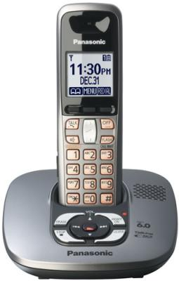 Panasonic KX-TG6431 Cordless Phone for 110-240 Volts