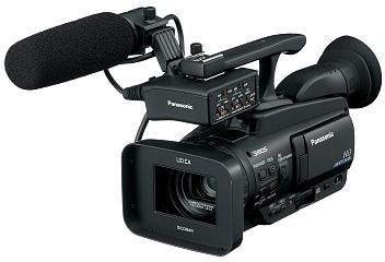 Panasonic AG-HMC43 Memory Card Camera-Recorder