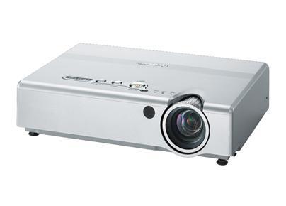 Panasonic pt lb51ea micro portable lcd projector 220 for Micro portable projector