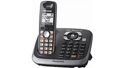 Panasonic KX-TG6541 cordless phone for 110-240 Volts