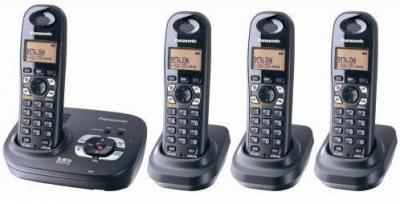 Panasonic kx-tg4324 worldwide use for 110–220 volts