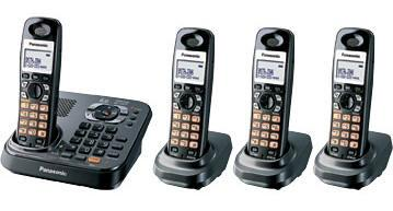 Panasonic KX-TG9344 � worldwide use 110 � 220V