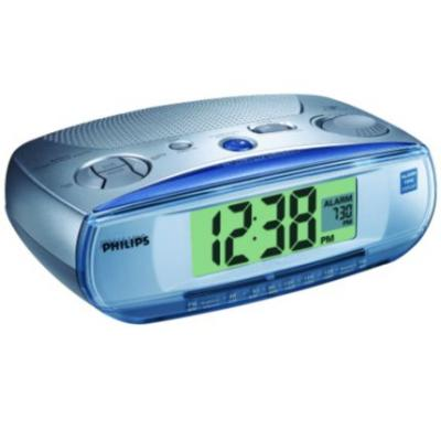 Philips AJ3011 Clock Radio for 110-220 Volts