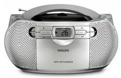 Philips AZ1047 MP3, CD Radio Cassette Player 110/220 Volt