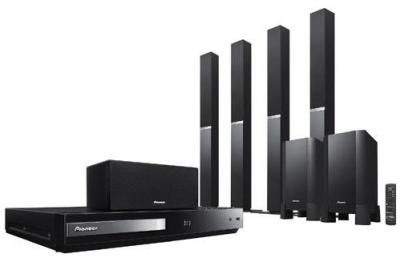 Pioneer HTZ-777DVD Region Free Version Home Theater System with 1080 p