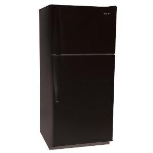 Haier RRTG18PABB 18.2 Cu. Ft. Frost-Free Top Freezer Refrigerator FACTORY REFURBISHED (FOR USA)
