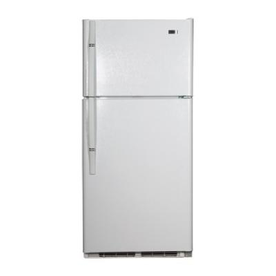 Haier RRTG21PABW 20.7 Cubic Foot Top Mount Refrigerator White FACTORY REFURBISHED (FOR USA)