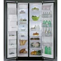 Whirlpool 23 CFT S20BRSS (SSC) Counterdepth Side By Side Refrigerator for 220 volts