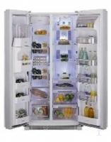 Whirlpool 28 CFT S25DRWW Counterdepth Side By Side Refrigerator for 220 volts