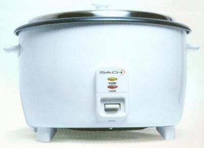 National SR-W06 3 Cup Rice Cooker for 220 Volts.