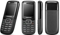 SAMSUNG SGH-E1210 DUAL BAND UNLOCKED GSM MOBILE PHONE