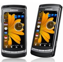 SAMSUNG SGH-i8910 BLACK 16GB OMNIA HD QUAD BAND 3G HSDPA WIFI 8MP GSM UNLOCKED MOBILE PHONE