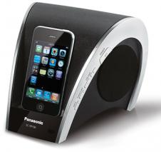 Panasonic SC-SP100 Audio System for iPod and iPhone 100-240 Volts
