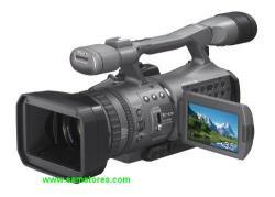 Sony hdr-fx7e Full HDV Camcorder
