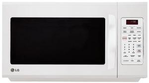 LG LMV2015SW 2.0 cu. ft. Over The Range Microwave - Snow White  Factory refurbished (ONLY FOR USA )