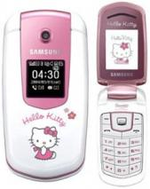 Samsung E2210 Hello Kitty Unlocked Quad Band GSM Cell Phone