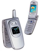 SAMSUNG SGH-P510 UNLOCKED DUALBAND GSM PHONE ONE TOUCH FLIP FEATURE