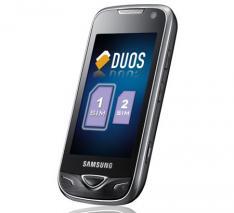 Samsung B7722 QUADBAND UNLOCKED DUAL SIM GSM PHONE