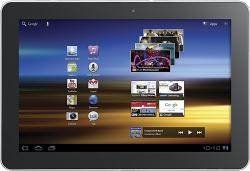 Samsung Galaxy Tab 10.1 WiFi 1GHz Dual Core Processor Tablet - 16GB