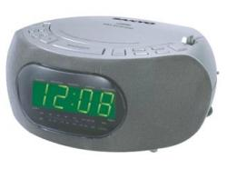 Sanyo RMXCD400 Clock Radio CD player for 110-240 Volts