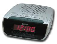 Q&Q D005 LED Digital Alarm Clock 220-240Volt 50Hz