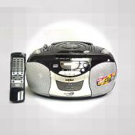 SANYO CD Stereo Radio Cassette Recorder MCD X65A
