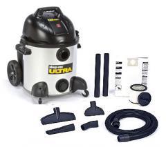 ShopVac E2403 Wet/Dry Vacuum for 220 Volts