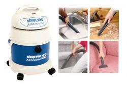 ShopVac E2610 Wet & Dry Vacuum for 220 Volts