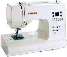 Singer 7476 220 Volt Sewing Machine