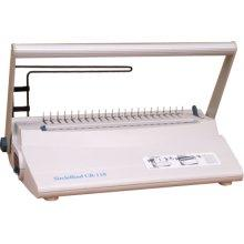 SircleBind CB-110 Plastic Comb Binding Machine