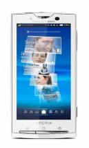 Sony Ericsson XPERIA X10a White Android Unlocked Quad Band SmartPhone