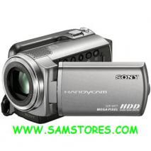 SONY DCR-SR77E 80GB Hard Drive PAL CAMCORDER