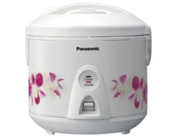 Panasonic SR-TEJ18 Floral Rice Cooker for 220 Volts