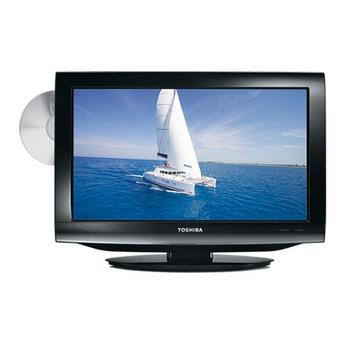 toshiba 32dv703r 32 multi system lcd tv with region free dvd player built in 220 vo. Black Bedroom Furniture Sets. Home Design Ideas