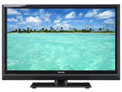 TOSHIBA 40CV700 MULTISYSTEM LCD TV FOR 110-240 VOLTS