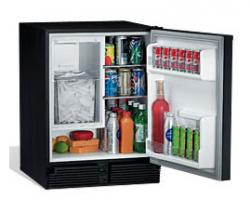 U-Line CO29B 50/60Hz Combo Ice Maker/Refrigerator 220/230V