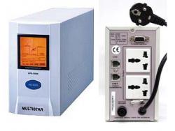 UPS 500D 220-240 Volt, 50/60 Hz Rated Power-500VA/300W