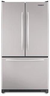 Whirlpool G25EFSB23 28 cu.ft. French Door Stainless Steel Refrigerators 220-240 Volts/ 50 hertz