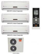 WHITEWESTINGHOUSE BY ELECTROLUX WA3P27GNPWD SPLIT AIR CONDITIONER FOR 220 VOLT
