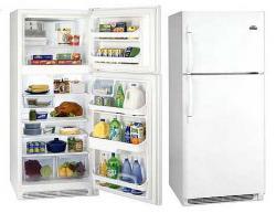 Frigidaire WRTD23V6FW Top Mount Refrigerator for 220 Volts